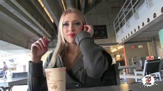 Russian take away teen
