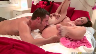 Sweet pornstar with yummy butt jets pounded really hard
