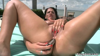 Anal sex on a sunny day