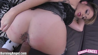 BurningAngel Emo Punk Slut Fucked Doggystyle