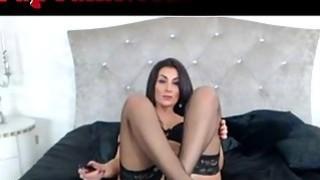 Hot milf blonde masturbates for you