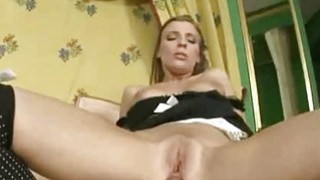 Morgan Moon Charming Euro Maid Banged By The Boss