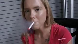 Hollie Mack Gets Interviewed