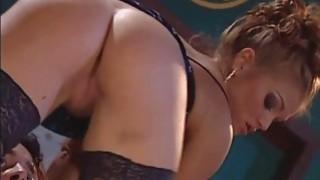 Rita Faltoyano in a hot threesome