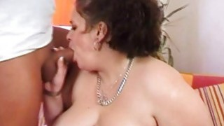 Lovly BBW FUCKS BF with her fat ass 1