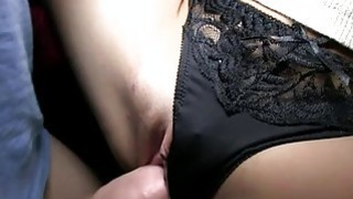 Hawt honey pleases with handjob cowgirl riding