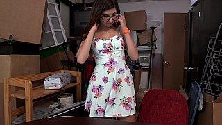 Backroom amateur