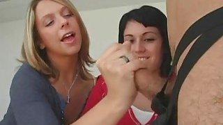 Lesbian spanking strapon xxx RANCH AFFAIR