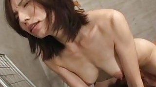 Something is. Naked mature japanese wife