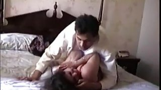 Horny Pakistani couple have hot fuck fest in hotel room