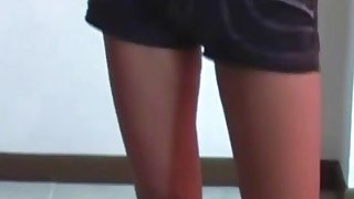 Petite Thai girl pounded hard by a big white cock