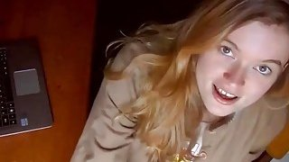 Blonde Horny need someone